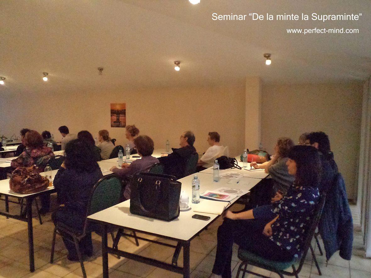 Seminar Perfect Mind