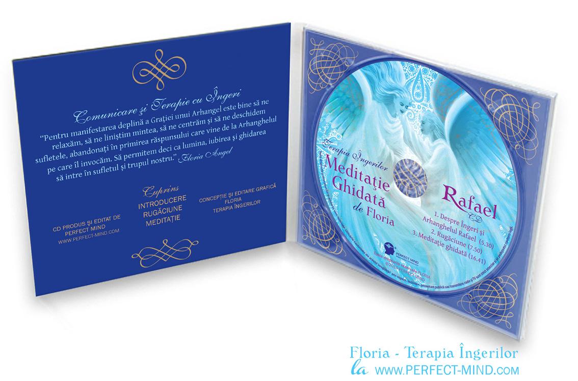 Terapia Îngerilor Arhanghel Rafael