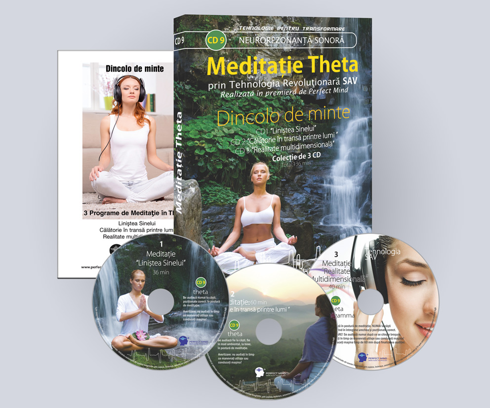 CD9 Meditatie Theta