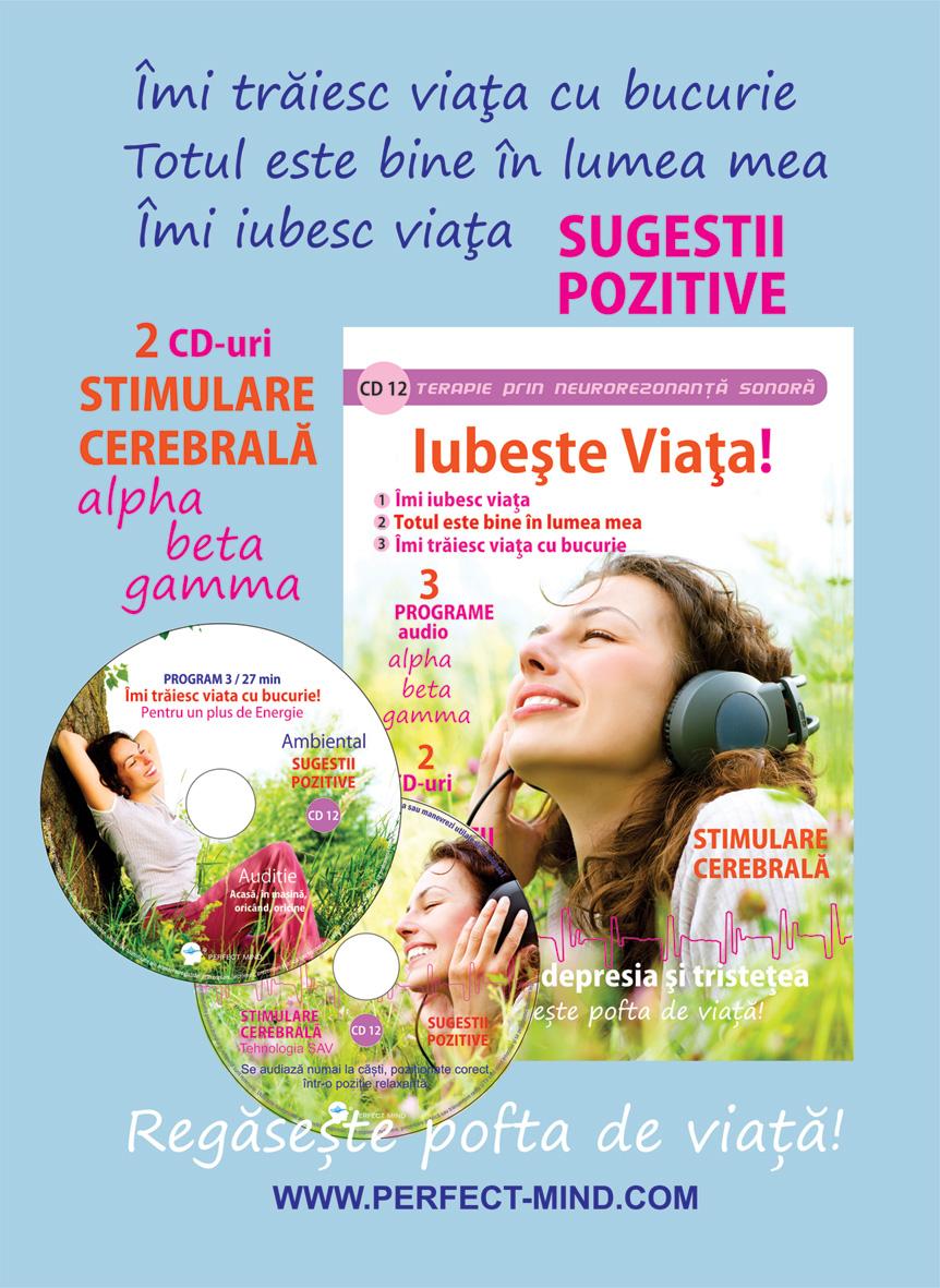 CD Iubeste Viata Perfect Mind
