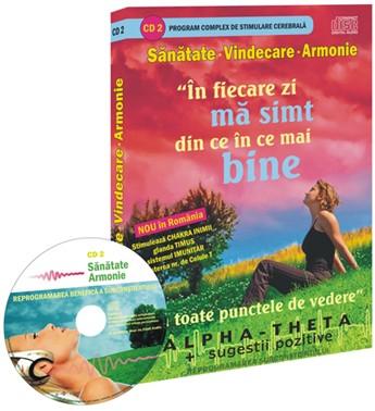 CD 2 - Sanatate, Vindecare, Armonie