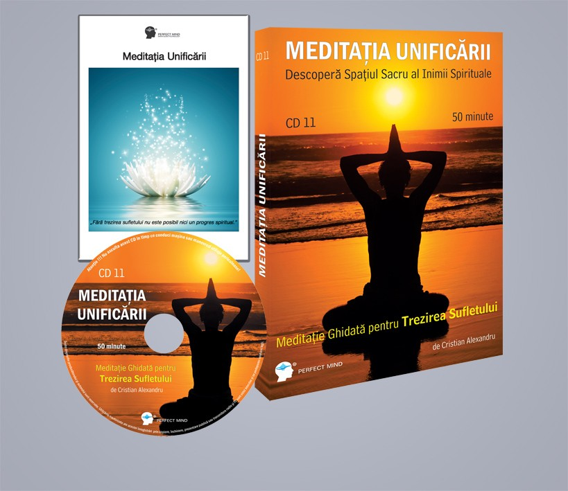CD11 Meditatia Unificarii