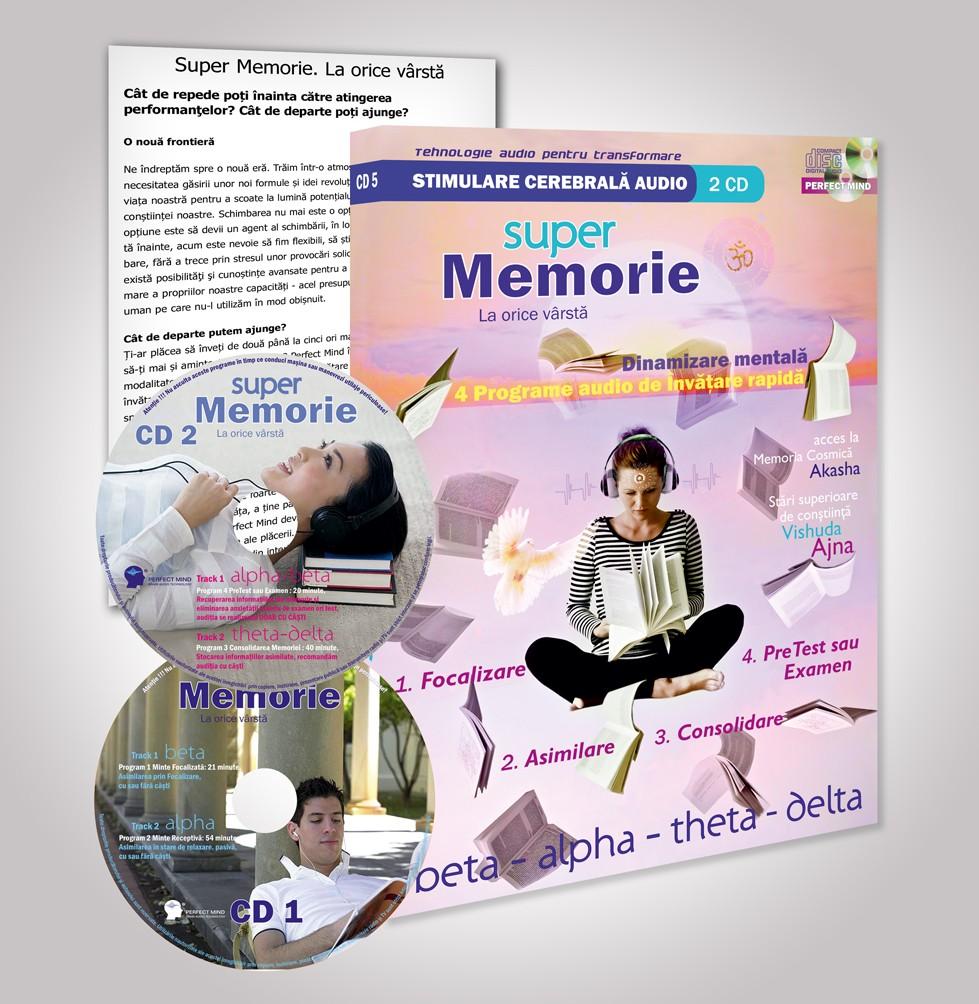 CD5 Pachet Super MEMORIE