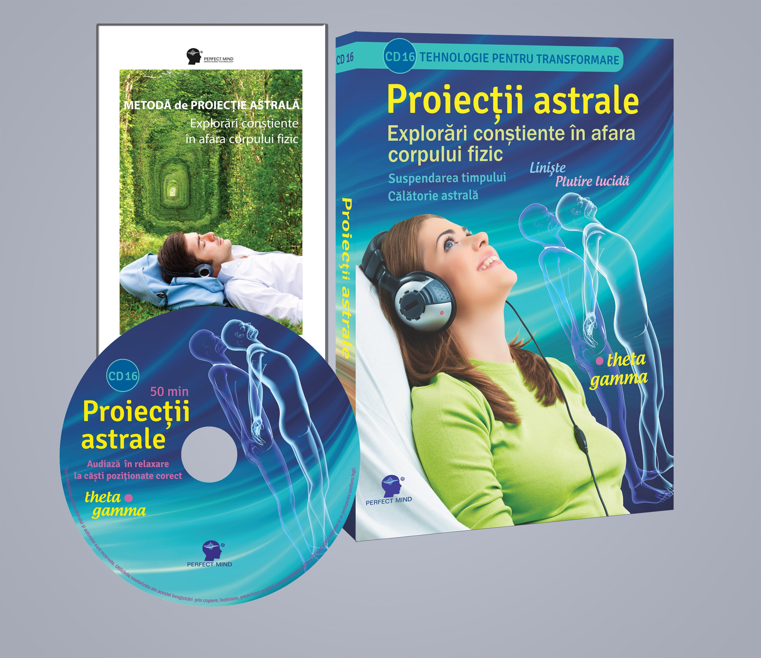 CD 16 - Proiectii Astrale