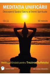 CD11 Meditatia Unificarii coperta
